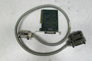 Agilent Hp 10833a Cable Gpib Ieee 488 Gpib Hpib W E2078a 82350a Interface Card