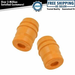 Suspension Bump Stop Jounce Bumper Pair Lh Rh Sides For Jeep Dodge New