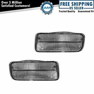 Oem Parking Turn Signal Light Lamp Pair Kit Set Of 2 For Chevy Camaro New
