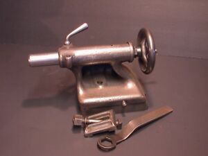 9 South Bend Metal Lathe Tailstock