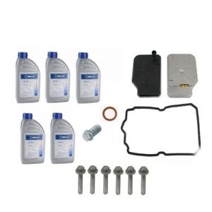 Mercedes W211 E550 2007 722 9 Without Code A89 Automatic Transmission Filter Kit