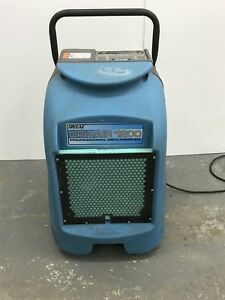 Dri eaz 1200 Dehumidifier Commercial Basement Water Moisture Removal System Used