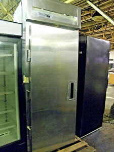 Delfield Slrr134 s One Door Roll In Rack Storage Cooler Refrigerator