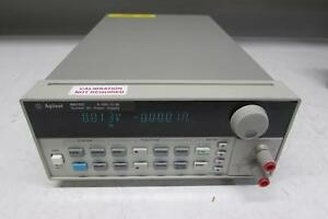 Agilent Hp 6613c Dc Bench Power Supply 50 V 1 A 50 W