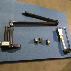 Romer Cmm Arm S61036 118 With Parts And 2 Portable Cases