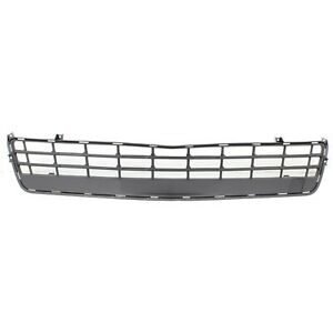 Bumper Grille For 2014 2015 Chevrolet Camaro Paint To Match Plastic