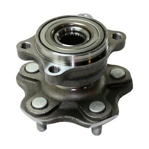 Rear Left Or Right Wheel Hub Bearing For 2003 2009 Nissan 350z Rwd