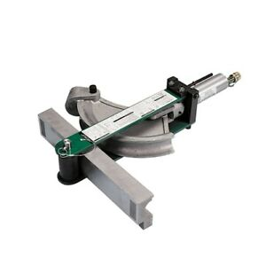 Greenlee 882 Flip top Bender For 1 1 4 2 Emt Without Hydraulic Pump