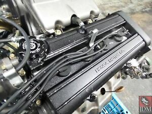 99 01 Honda Crv 2 0l Dohc High Comp Low Intake Jdm Engine B20b Free Shipping
