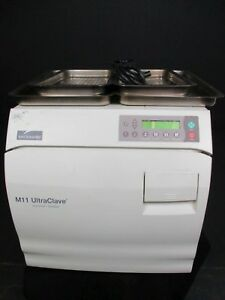 New style Midmark M11 Dental Steam Autoclave Sterilizer For Instruments