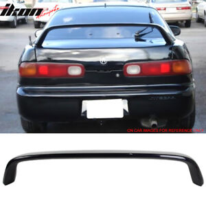 Fits 94 01 Integra Dc2 Type R Painted pb76p Dark Violet Pearl Trunk Spoiler