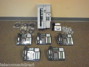 Nortel Norstar Cics Business Office Phone System Meridian 5 T7316 Caller Id