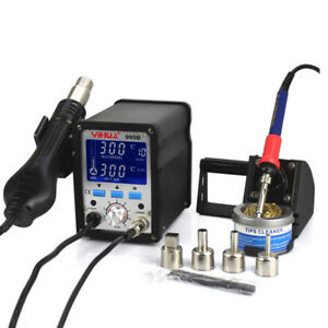 2in1 995d Yihua Soldering Station Used For Motherboard Repair Tools 110v Or 220v