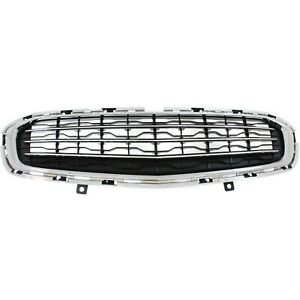 New Bumper Face Bar Grille Lower For Chevy Chevrolet Cruze 15 Gm1200729 95433926
