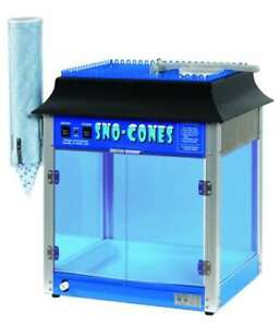 New Commercial 1911 Sno Storm Icee Snow Cone Machine Maker Ice Shaver Concession