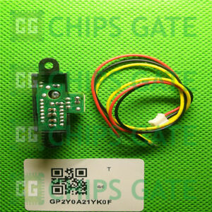 1pcs Gp2y0a21yk0f Sharp Gp2y0a21 Ir Infrared Range Sensor With Cable