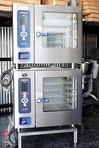 Eloma Gmbh Genius T 6 11 Doublestack Electric Combi Oven Rational Steam Oven