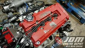 92 95 Honda Civic Sir 1 6l Vtec Engine Lsd Mt Swap B16a 5428929 Free Shipping