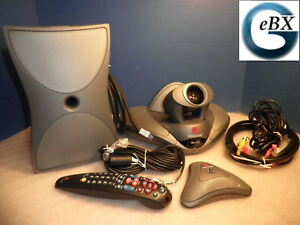 Polycom Vsx 7400s 90day Warranty People content Video Conference Sys Complete