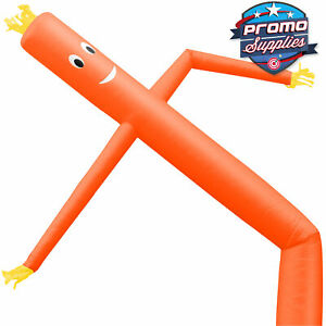 Inflatable Air Puppet Dancer Tube Guy 20 Tall Orange blower Not Included