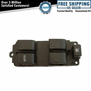 Master Power Window Switch Lh Left Driver Front For 04 09 Mazda3 New