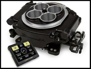 Holley Sniper Efi Self tuning Fuel Injection System Black Satin Finish 550 511