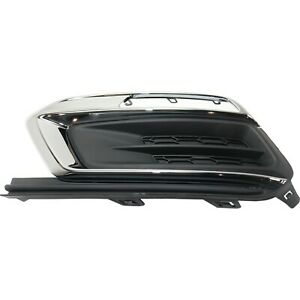 New Fog Light Cover Driver Left Side For Chevy Lh Hand Cruze Gm1038184 94516100