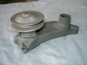 1949 Original Ford Nos Oem Flathead Ford Drivers Side Water Pump Hot Rat Rod C