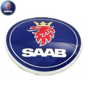 Saab 9 3 1999 2003 Genuine Trunk Emblem 5289897 52 89 897