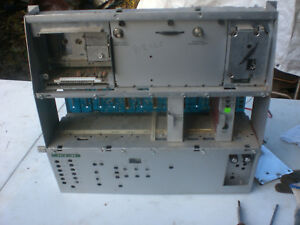 Motorola Micor Repeater base Station 19 In Rack Mount Card Gage