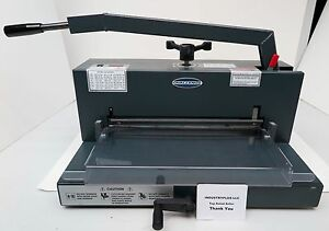 Challenge Spartan 150m Paper Cutter Heavy Duty Manual 091048 Good Used