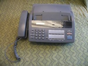 Brother Intellifax 635 Home Or Office Fax Machine