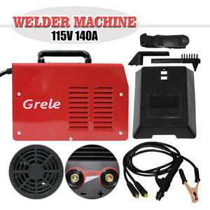Hot Sale mini 115v 20 140a Dc Stick Arc Mma Welder Igbt Inverter Welding Machine