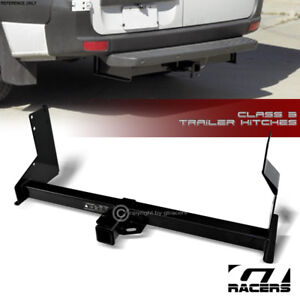 Class 3 Trailer Hitch Receiver Bumper Tow 2 For 2007 2016 Sprinter Cargo Van
