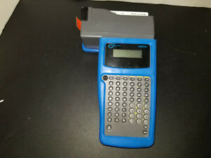 Critchley Lm2020 Hand Held Label Wire Wrap Marking Marker Shrink Tube Printer