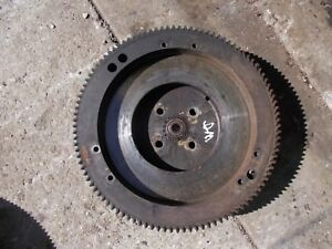 John Deere M Tractor Jd Engine Motor Flywheel Starter Ring Gear