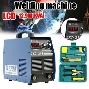 220v Zx7 315 Portable Mma Arc Igbt Welding Machine Soldering Inverter For Welder