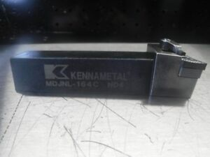 Kennametal Indexable Lathe Tool Holder Mdjnl 164c Nd4 loc1368a