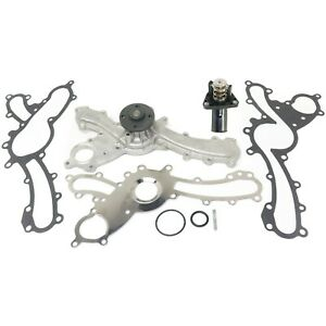 New Kit Water Pump For Lexus Gs300 Is250 Is350 Gs350 Gs450h 2007 2011 2013