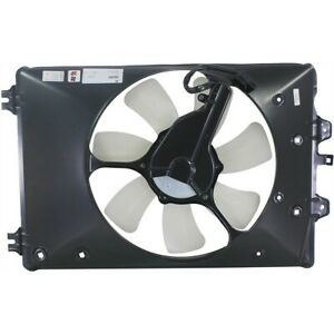 A C Condenser Cooling Fan For 2009 2014 Honda Pilot 2010 2013 Acura Zdx