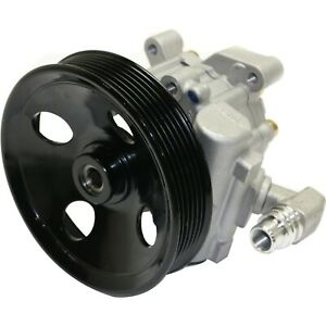 Power Steering Pump For 2007 12 Mercedes Benz Gl450 2006 12 Ml350 W Pulley New