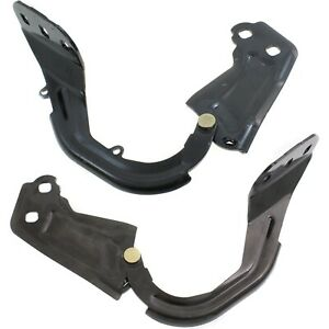 New Hood Hinges Set Of 2 Driver Passenger Side Lh Rh For Ford Escape 2017 Pair