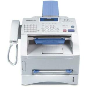 Brother Intellifax 4750e High Speed Laser Fax ppf4750e