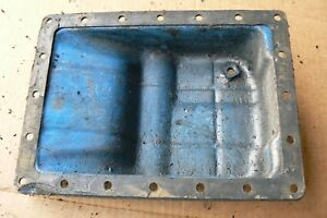 Ford 1710 Tractor Engine Oil Pan