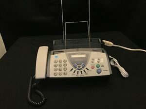 Brother Fax 575 Personal Fax Phone And Copier 1