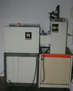 Bourg Collator Booklet Maker Agr p Pa Tr In Good Working Condition