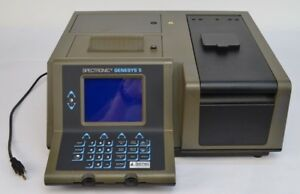 Spectronic Genesys 5 Spectrophotometer 336008 W Printer