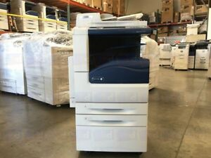 Xerox Workcentre 7220 A3 Color Laser Multifunction Printer Copier Scanner 7225