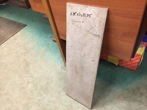 0 34 X 7 X 21 25 Long 304 Stainless Steel Plate Flat Bar Stock