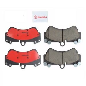 Front Disc Brake Pads Brembo P85069n For Porsche Cayenne Volkswagen Touareg